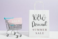 Summer Sunshine - Modern Handwritten Font Product Image 2