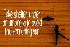 Summer Sunshine - Modern Handwritten Font Product Image 5