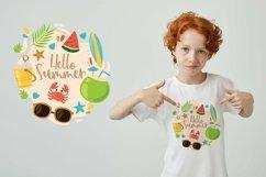 Web Font Summer Umbrella - Summer Font Product Image 4