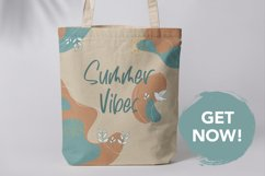 Summer Vacation - Cool Handwritten Product Image 4