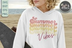 summber vibes svg for shirt