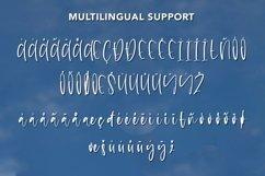 Web Font Summer Weather - Beauty Handwritten Font Product Image 6