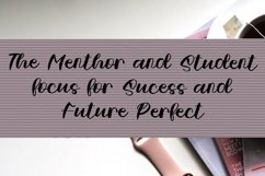 Sure Ready - Beauty Script Font Product Image 5