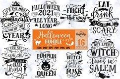 Halloween Bundle of 16 designs SVG Halloween Decorations Product Image 4