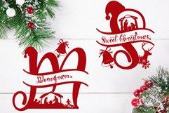 Sweet Christmas Monogram Product Image 1