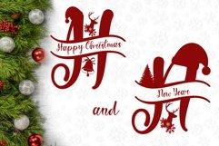 Sweet Christmas Monogram Product Image 2