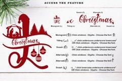 Sweet Christmas Monogram Product Image 6