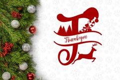 Sweet Christmas Monogram Product Image 5