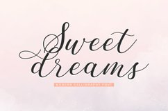 Sweet Dreams Product Image 1