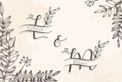 Sweet Flower Monogram Product Image 6