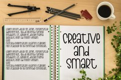 Sweet Letter - Smart Cute Font Product Image 5