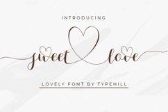 The wedding Script Font Bundle Product Image 6