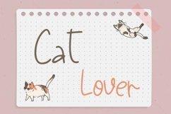 Web Font Sweet Naressa - Cute Handletter Font Product Image 3