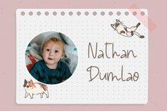 Web Font Sweet Naressa - Cute Handletter Font Product Image 5