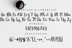 Sweethome - Modern Calligraphy Font Product Image 3