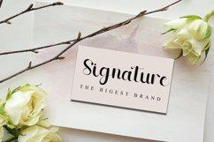 Sweeties Rainbow - Romantic Handwritten Font Product Image 3
