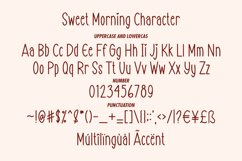 Sweet Morning Product Image 4