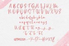 Web Font Sweetstuff - Romance Font Product Image 3