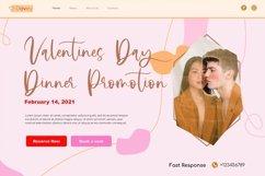 Web Font Sweetstuff - Romance Font Product Image 5