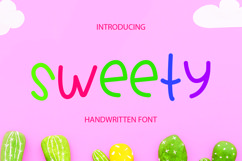 Font Bundle - 20 Handwritten Fonts for Crafters Product Image 2