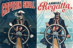 Captain At Helm Retro Set Product Image 1
