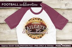 Tailgates and Touchdowns Sublimation design Product Image 2