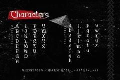 Takasimura Typeface Product Image 6