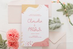 Talleen - Cute Calligraphy Font Product Image 5