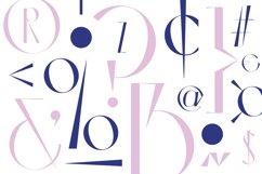 Tankobon Angular Display Font Product Image 2