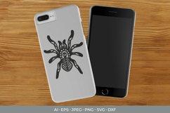 Tarantula Papercut SVG Product Image 3