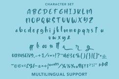Tarassios - Cute Handletter Font Product Image 3