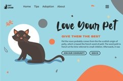 Web Font Tarassios - Cute Handletter Font Product Image 2