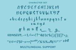 Web Font Tarassios - Cute Handletter Font Product Image 3