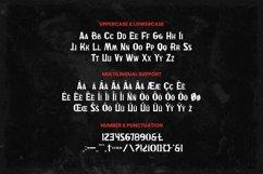 Web Font Taribeta Product Image 4