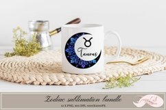 Zodiac sublimation bundle, sublimation zodiac signs Product Image 4