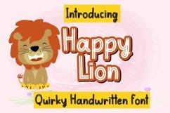 Happy Lion Product Image 1