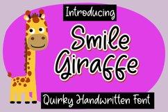 Smile Giraffe Product Image 1