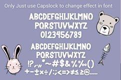 Barkoly cartoon slab font duo Product Image 6