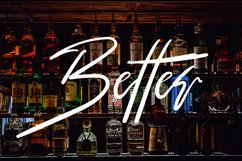 Tequila   A Script Typeface Product Image 6