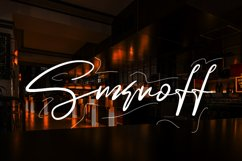 Tequila   A Script Typeface Product Image 4
