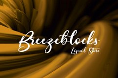 Tesselates Beauty Script Font Product Image 2
