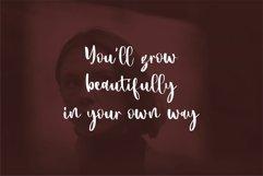 Thalasa - Beauty Script Font Product Image 2