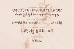 Thalasa - Beauty Script Font Product Image 5