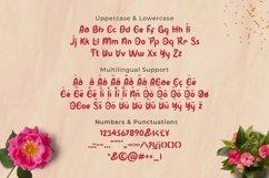 Web Font ThaloyaValenta - Valentines Font Product Image 3