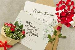Web Font ThaloyaValenta - Valentines Font Product Image 4