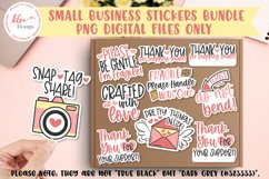 Thank You for Your Business PNG Stickers Bundle Product Image 1