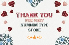 Vintage Star - Classic Display font with doodle glyphs Product Image 3
