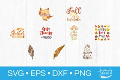 73 Designs! Thanksgiving SVG Bundle Silhouette and Cricut Product Image 6