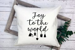 That Christmas - a two style Christmas hanging ornament font Product Image 4