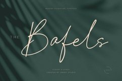 The Bafels - Modern Signature Product Image 1